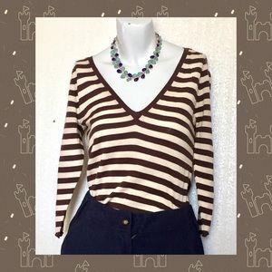 🍹100% Cotton Banana Republic VNeck Sweater